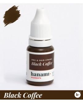 PMU & Hair Stroke Black Coffee