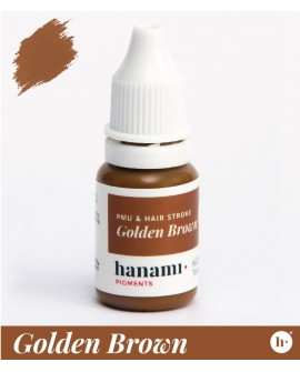 PMU & Hair Stroke Golden Brown