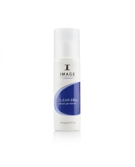 CLEAR CELL salicylic gel cleanser  6 fl oz (177 mL)