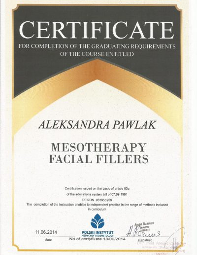 17 mesotherapy
