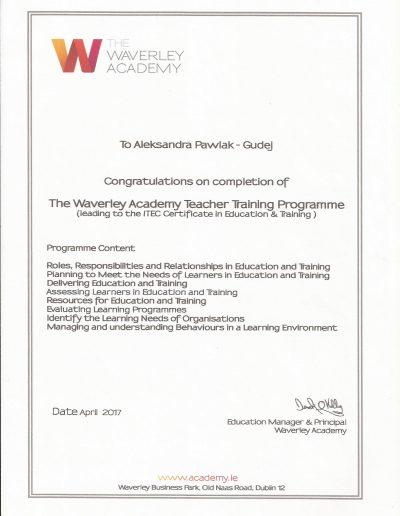 40 training