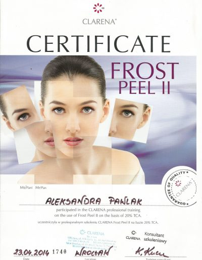 5 chemical peel