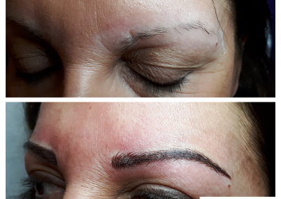 combo eyebrows permanent makeup (2)