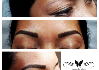 combo eyebrows permanent makeup