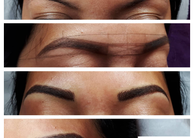 eyebrows combo permanent makeup