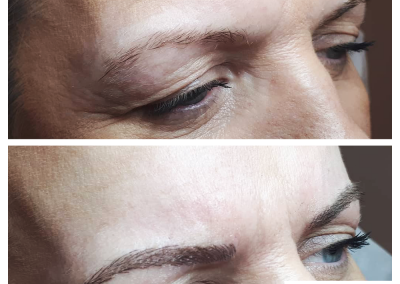 microblading eyebrows 2