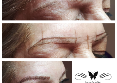 microblading eyebrows 3
