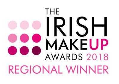 Regional Winner  Irish Makeup Awards 2018